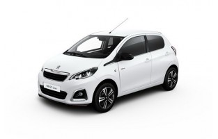 Tapetes exclusive Peugeot 108