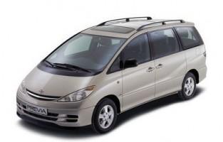 Protetor de mala reversível Toyota Previa